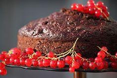 Evelin Ilvese hõrgutav kabatšoki-šokolaadikook