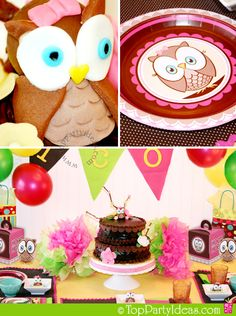A site that has ideas for all aspects of the party. Food, decor, games, ect...