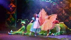alice in wonderland caterpillar costume   work of art: Repertory PH's 'Alice in Wonderland'