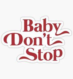 Pegatina NCT BABY NO SE DETENGA Pop Stickers, Tumblr Stickers, Printable Stickers, Nct Logo, My Journal, Bullet Journal, Tumblr Transparents, Kpop Diy, Overlays