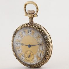 Antique Pocket Watch Victorian