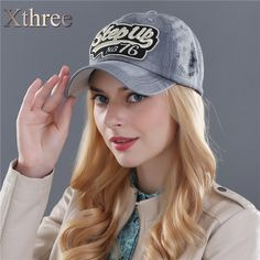 Xthree ritzy jeans baseball caps fashion snapback cap outdoor sport cap hat  for men and women hat gorras casquette 99e1526519d4