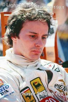 Gilles Villeneuve - F1 - 1981 -