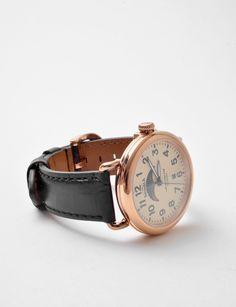 Shinola Watches 41mm runwell moon phase dial watch at Bird : ShopBird.com