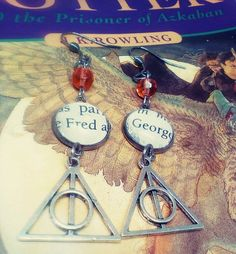 Harry Potter Fred & George Deathly Hallow by HouseOfSakiari