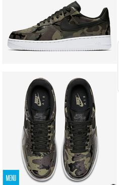 on sale bd0fd acab8 Zapatos Hermosos, Moda Masculina, Tenis, Coches, Hermosa, Nike Air Force  Ones