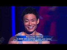 ▶ Kenichi Ebina, 2nd Semi Final- America's Got Talent 2013 - YouTube