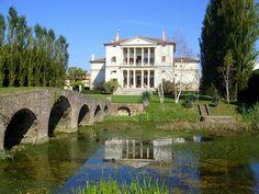 Andrea Palladio, villa Cornaro, Piombino Dese
