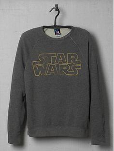 Star Wars Logo Vintage Sweatshirt