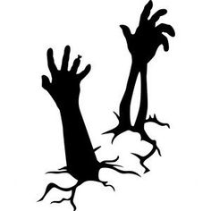 Zombie Decal Halloween Scary Decal Car Sticker Decal Vinyl for Car Window Bumper Die Cut Halloween Rocks, Halloween 2019, Scary Halloween, Halloween Crafts, Happy Halloween, Halloween Decorations, Halloween Stencils, Moldes Halloween, Halloween Clipart