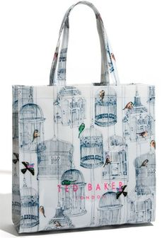 Ted Baker bags, birds