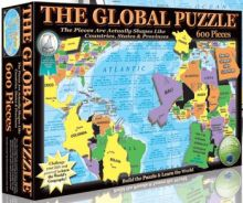 Diy foam world map puzzle globaled multicultural learning for global world map puzzle we got this as a prize from vbs and it is sciox Image collections