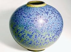 Lovely piece made by Swedish artist, Lasse Östman. Ceramics/Pottery
