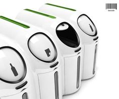 Share Good Stuffs: 21 Creative Trash Cans and Recycling Bins