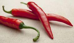 Pimenta vermelha - Getty Images