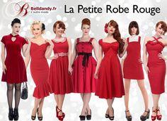 Une petite robe noire c'est bien mais avoir une petite robe rouge c'est indispensable aussi :)   https://www.belldandy.fr/vetements-femme/robe-rockabilly-vintage-gothique-pinup-victorien-lolita-rock-retro-steampunk-50s-glamour.html  Profitez de -10% sur notre site: www.belldandy.fr avec le code: FACEBOOK https://www.facebook.com/belldandy.fr/photos/a.338099729399.185032.327001919399/10155791544314400/?type=3