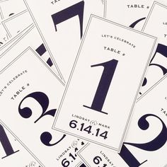 Classic Wedding Wine Bottle Labels as Table Numbers. Label wine bottles and place on center of table