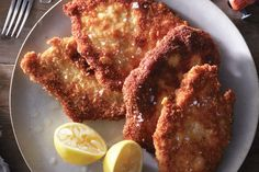 Parmesan Chicken Cutlets / Photo by Gentl & Hyers