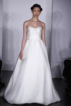 Wedding Dresses Spring 2010 - Christos Wedding Dress Collections - StyleMePretty LookBook