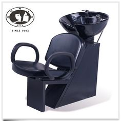DTY China gold supplier salon equipments strong seat high density foam shampoo chair salon furniture waiting sofa