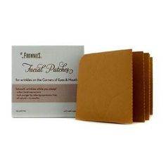 Facial Patches (For Corners of Eyes & Mouth) - 144 Patches