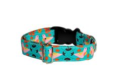 Obroża handmade dla psa www.petside.pl #pies #piesek #pieseł #obroża #rękodzieło #handmade #ręcznierobione #dog #dogcollar #collar #dlapsa #ptaki