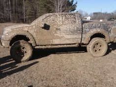 slight mudding obsession...oh yea!!!!!