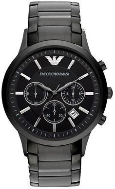 6bad0905acb Relógio Emporio Armani – AR2453 – Réplica Premium AAA+