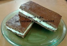 Fresca per l'estate.... per colazione, merenda, dopo pranzo, dopo cena, per piccoli e grandi! Si conserva in frigorifero anche 10-15 gg o in freezer tipo gelato/biscotto, da togliere 5 minuti o poco più prima di mangiarla! Prepara la tua scorta... ... questa l'ho fatta io :) Laura Lau in cucina con le amiche: FETTA AL LATTE