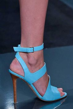 Best Catwalk Shoes of PFW S/S 2015 | Fashion, Trends, Beauty Tips & Celebrity Style Magazine | ELLE UK