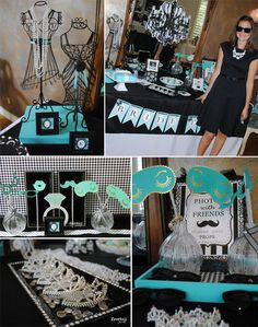 Breakfast at Tiffany's Bridal Shower!!! Cough cough @Sophie LB LB Galvez & @Christine Ballisty Ballisty Galvez ):-)