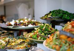 Food should always look this beautiful at Ottolenghi