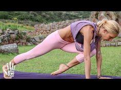 (45) Best Yoga Workout Challenge ♥ Summer Body in 2 Weeks | Cusco, Peru - YouTube