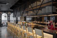 Obica in St Paul's new Interior Design
