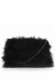 1eef349a0cad Marabou Feather Bag - Bags  amp  Purses - Bags  amp  Accessories Topshop  Bags