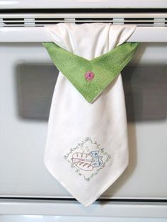 Embroidery Library - Machine Embroidery Designs Inspired -Towel Instruction Only -NO Embroidery Designs