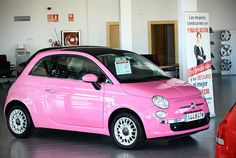 The New Fiat 500, New faborite small car photo by yanfuano flickr user #Fiat500