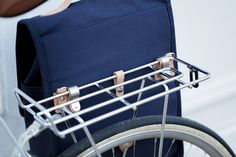 Canvas Bags by Makr for Tokyobike Leather Bicycle, Bicycle Bag, Ipad Sleeve, Baby Strollers, Product Launch, Canvas, Bike Stuff, Product Design, Satchel Backpack