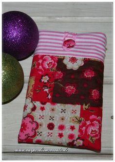 Handy Tasche  von Carpe diem create auf DaWanda.com
