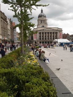 More of Market Square Nottingham Shared by Motorcycle Fairings - Motocc Nottingham Pubs, Nottingham City Centre, Nottingham Forest, Nottingham Council, Cool Places To Visit, Places To Travel, Travel Around The World, Around The Worlds, Nottingham Trent University