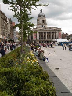 More of Market Square Nottingham
