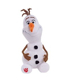 I Have To Have This........Disney's Frozen 17 in. Olaf - Build-A-Bear Workshop US $25.00