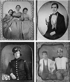 The Very First Military Photos - Mexican-American War 1846-1848