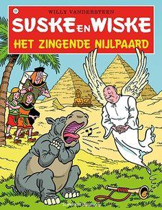 Suske en Wiske. » 131 – Het zingende nijlpaard