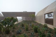 valerio olgiati hides villa alem within folding concrete walls