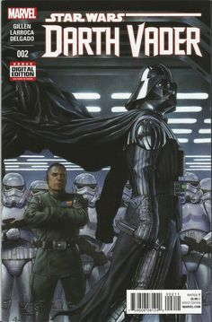 REVIEW: Darth Vader #2 - Always Trust a Droid
