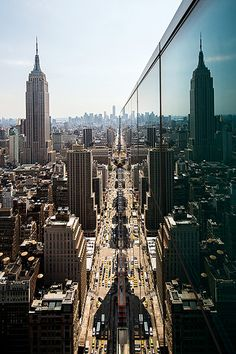 """Manhattan Afternoon"" - Flickr - Navid Baraty -www.navidbaraty.com"