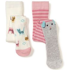 904d2f658 John Lewis   Partners Baby Cat and Dog Fun Tights