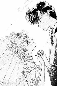Serena's wedding day