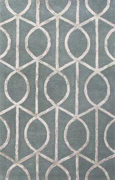 Jaipur Rugs City Blue / Gray Geometric Area Rug | AllModern - Living Room rug